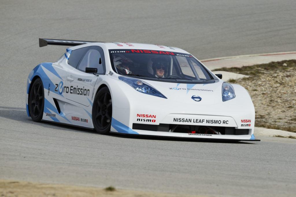 Nissan Leaf Nismo RC 01