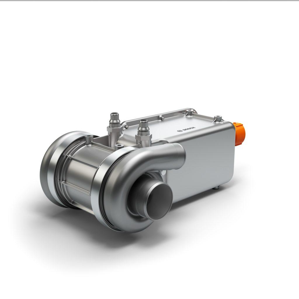 Fuel cell compressore elettrico