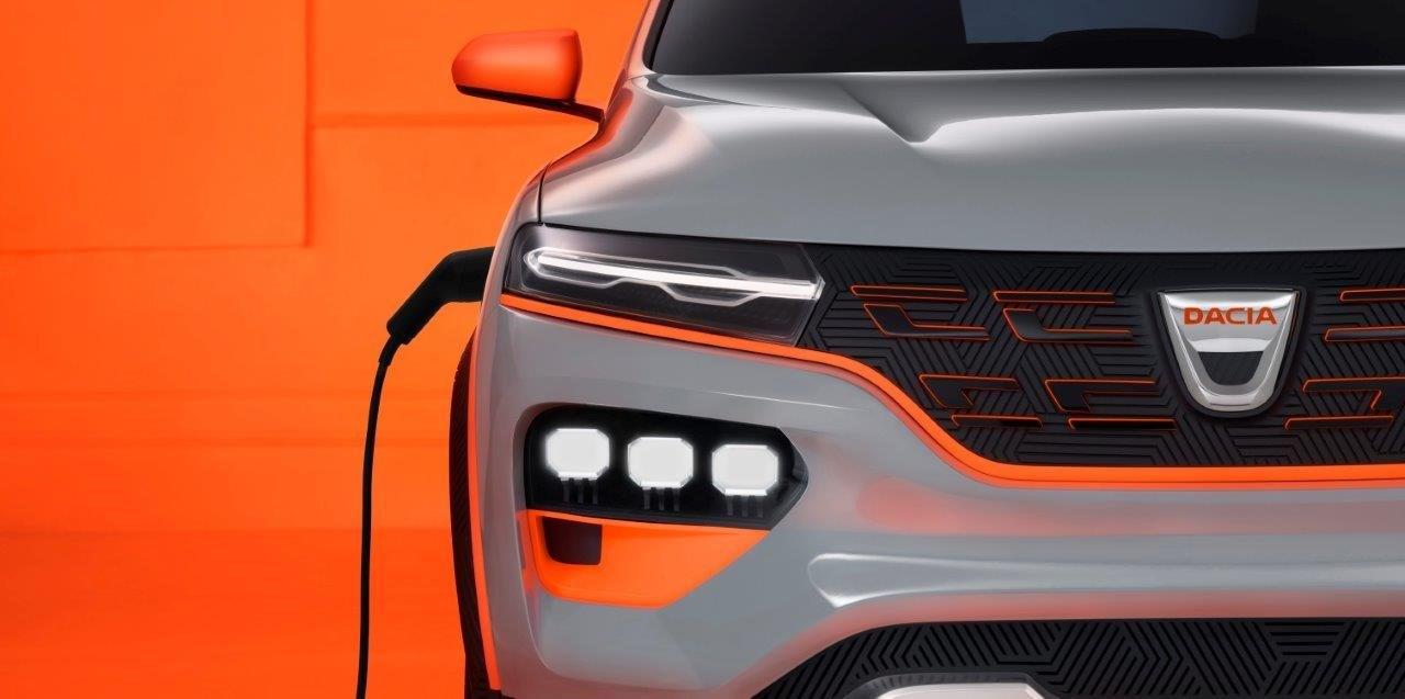 Dacia Spring, nella Ginevra virtuale l'elettrica low cost diventa reale