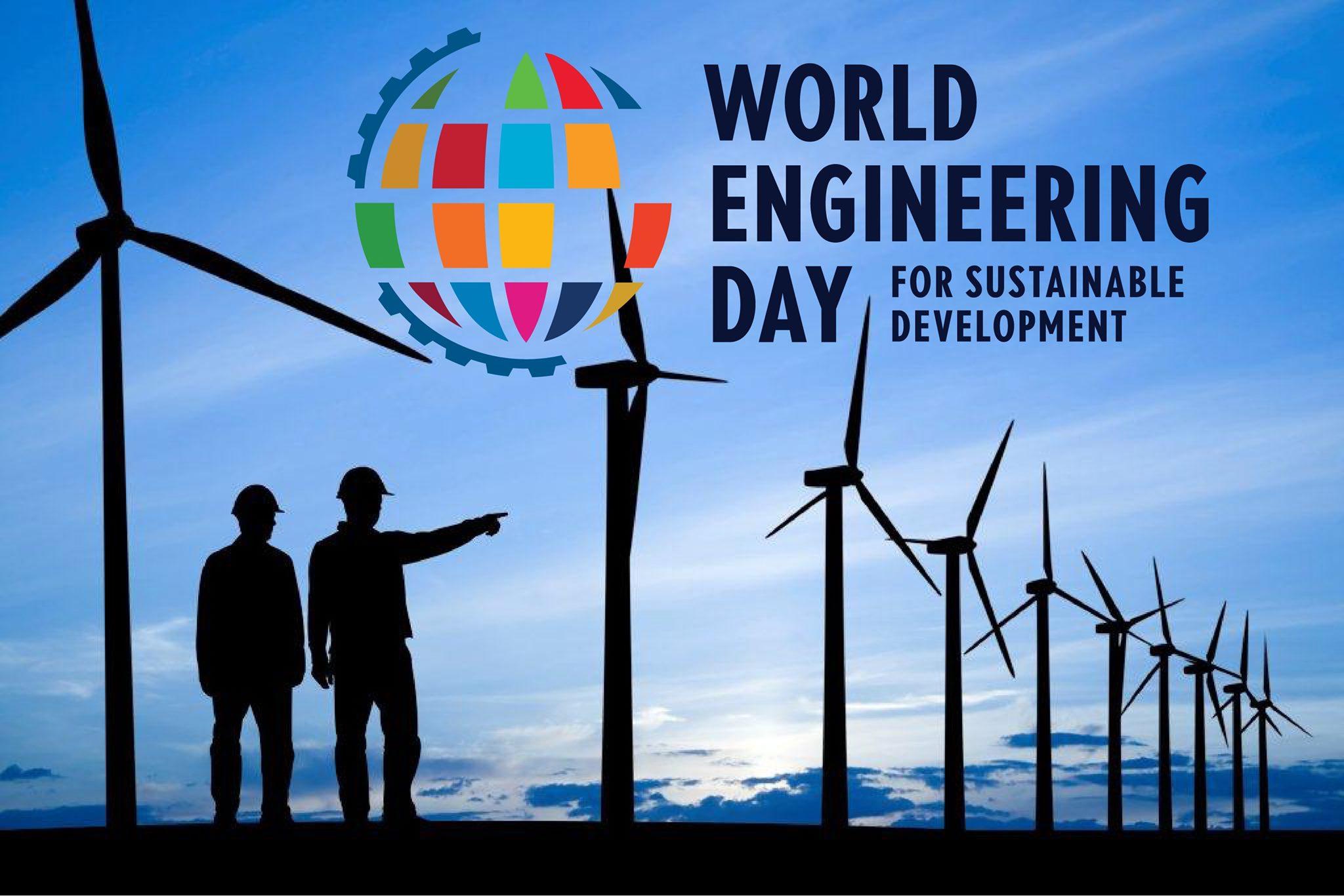 Il 4 marzo è la giornata mondiale dell'ingegneria per lo sviluppo sostenibile