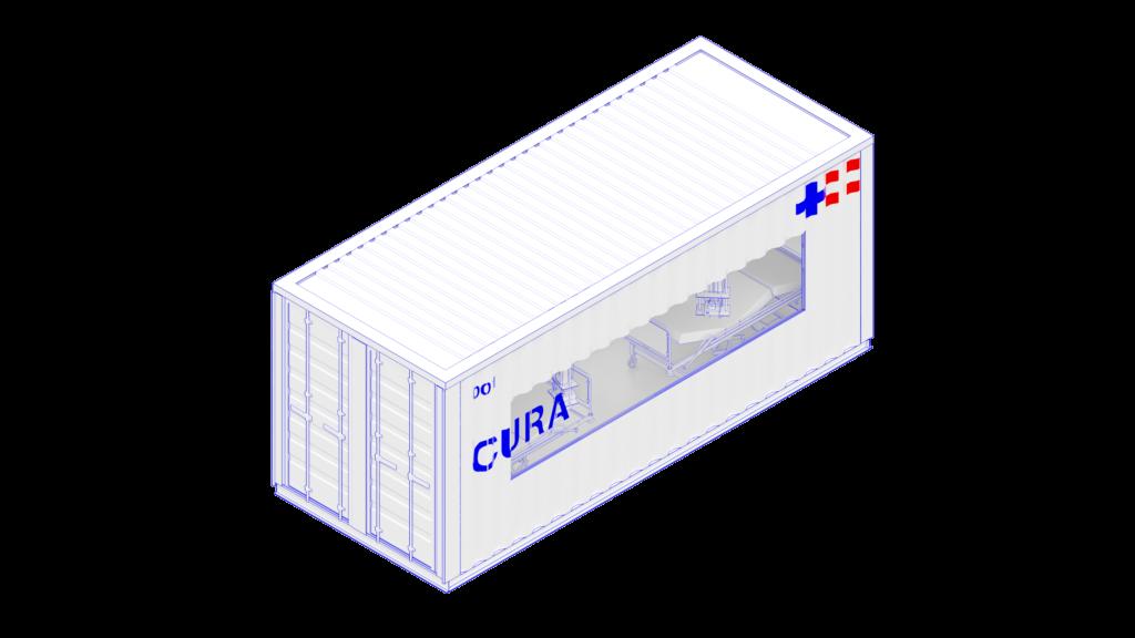 Container CURA
