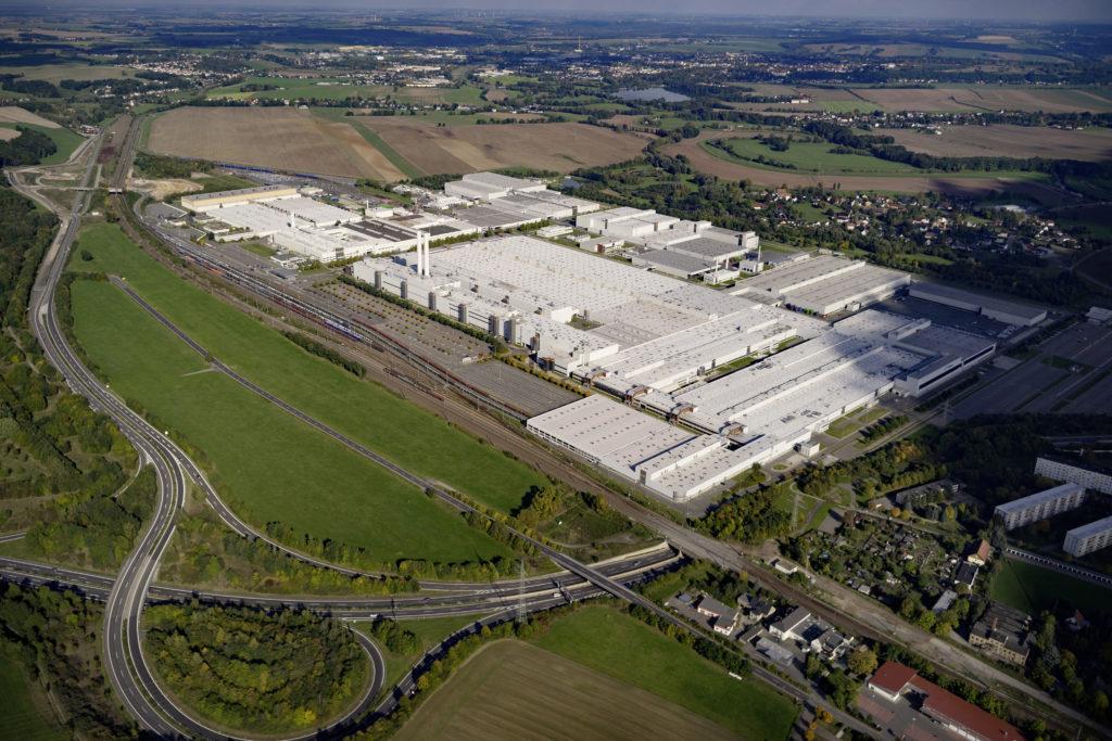 Volkswagen stabilimento di Zwickau