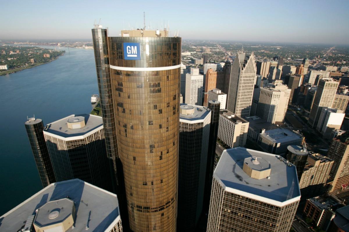 General Motors, la trasformazione elettrica in 4 mosse