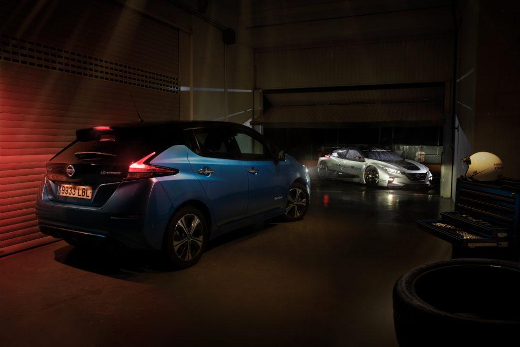 Nissan Leaf E+ & Nismo RC