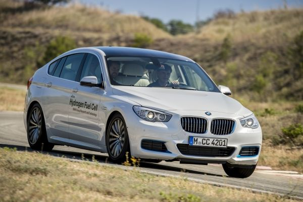 BMW Serie 5 GT Hydrogen