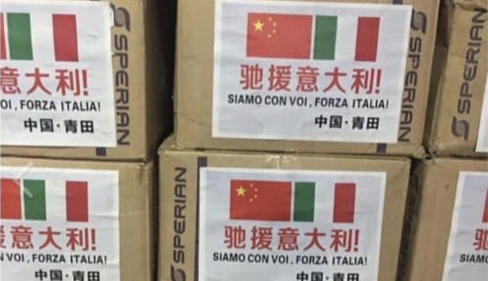 Asse Italia-Cina, andrà oltre l'emergenza Coronavirus