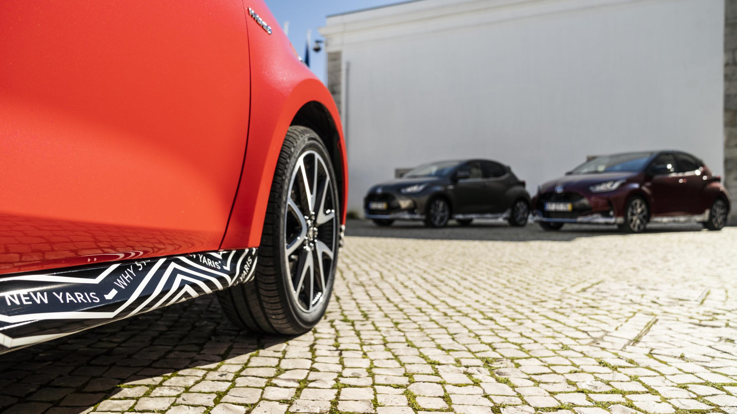 Toyota Yaris Hybrid, la lezione dell'ibrido