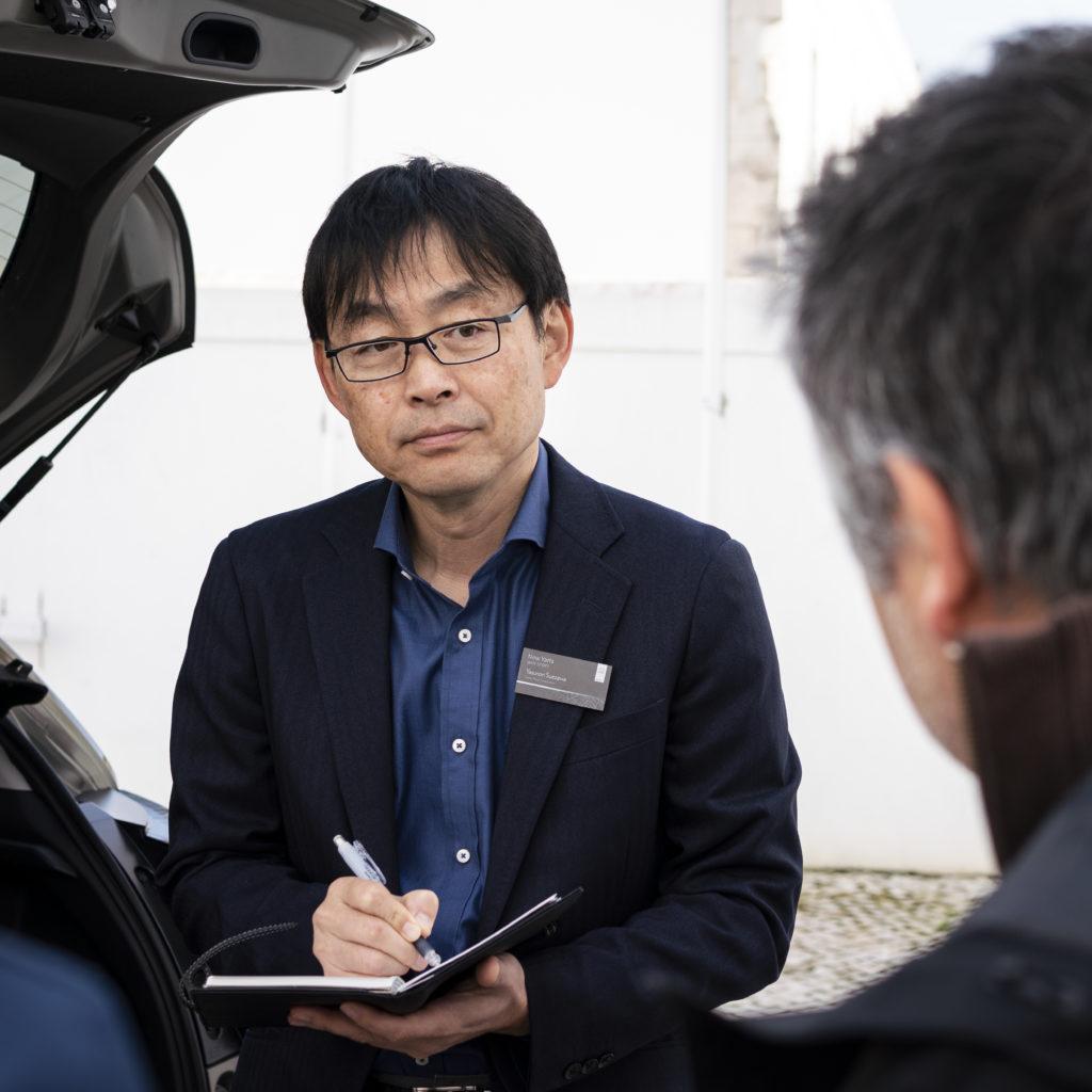 Yasunori Uezawa