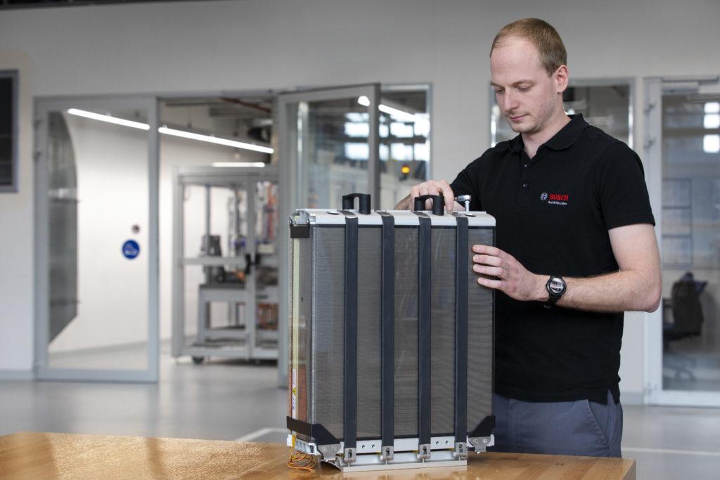 Bosch fuel cell
