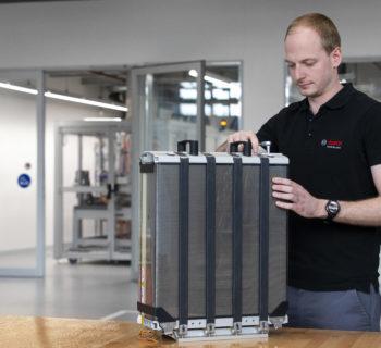 Nel 2030 il 20% dell'elettrico sarà a idrogeno, parola di Bosch