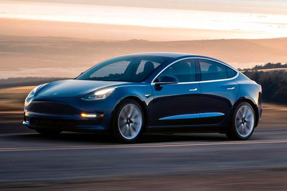 Tesla model 3 Coty