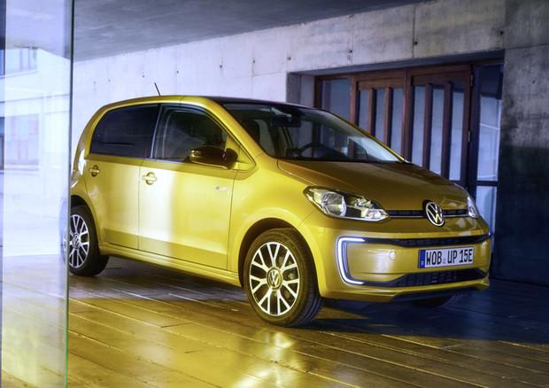 Volkswagen Up! elettrica