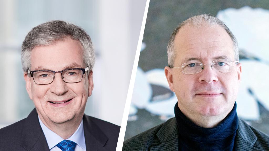 Martin Daum e Martin Lundstedt
