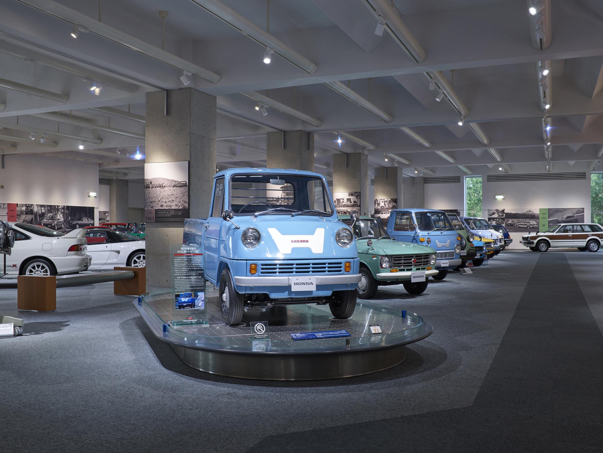 Coronavirus, Honda regala il tour virtuale del suo museo