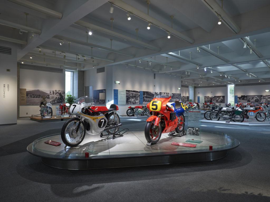 Honda museo moto