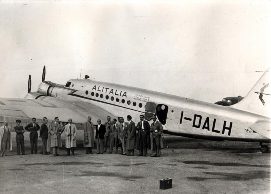 Coronavirus e futuro dell'auto aviazione civile alitalia 1947