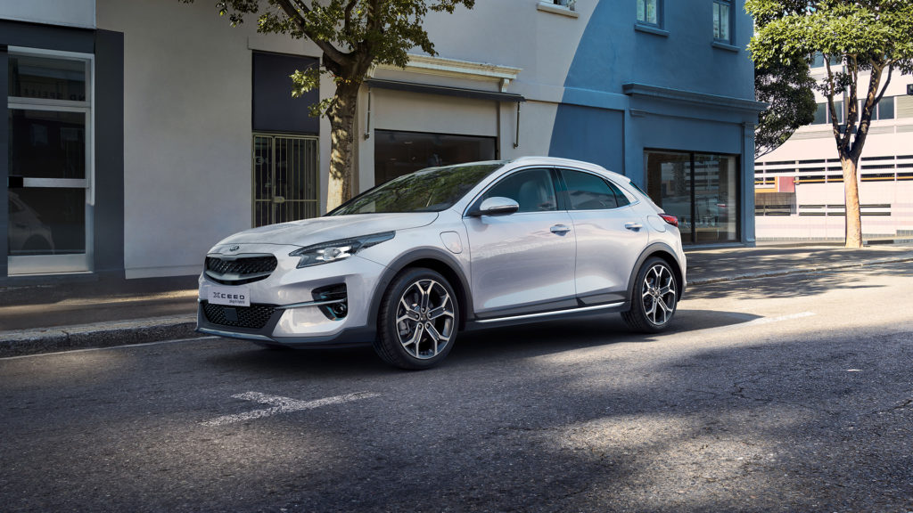 Kia XCeed Ceed Plug-in Hybrid