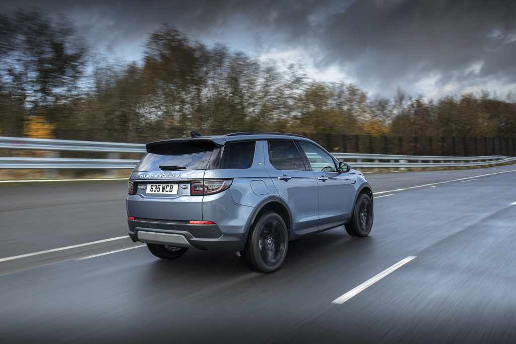 Land Rover Discovery Sport PHEV