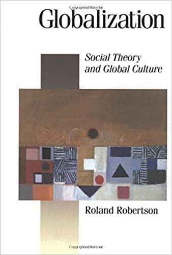 Libro Globalizzazione Robertson