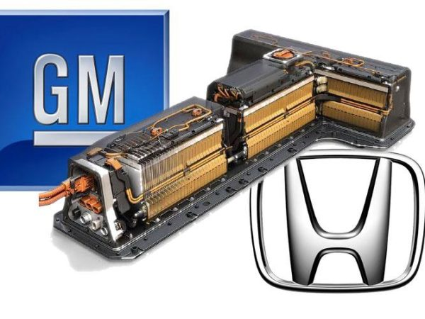 Honda General Motors batterie Ultium