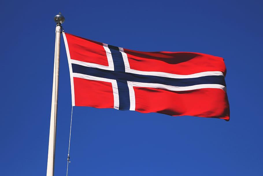 Norvegia bandiera
