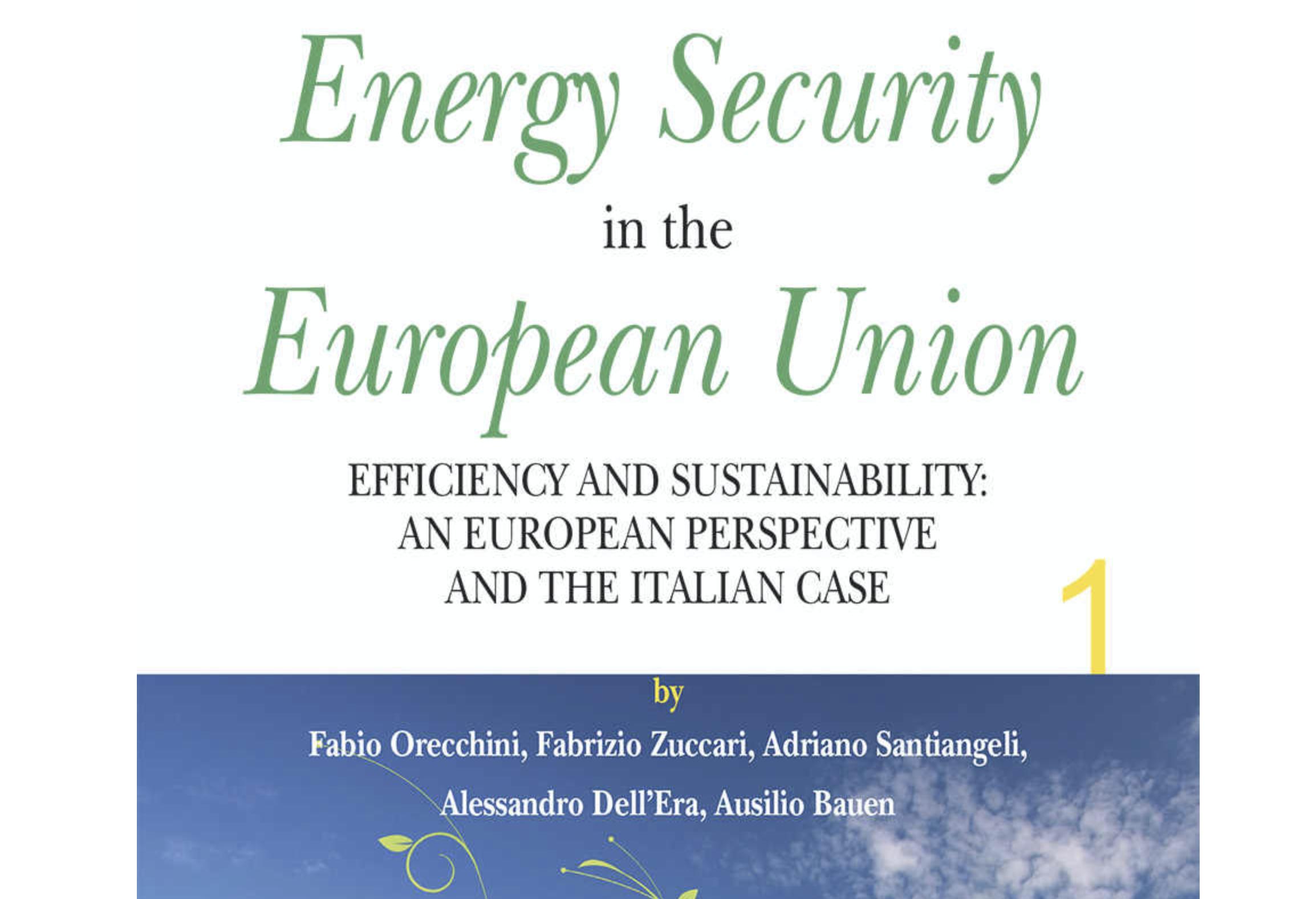 Sicurezza energetica in Europa, la chiave è nelle rinnovabili