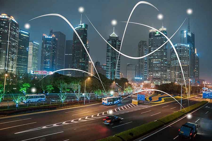 Traffico e smart city