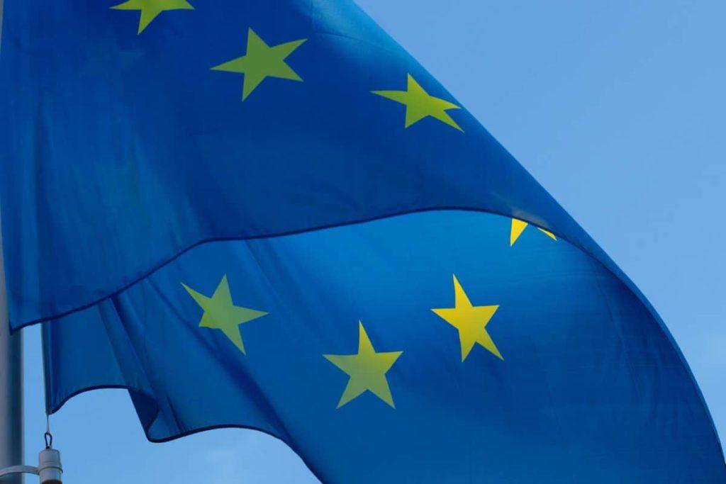 Unione Europea bandiera