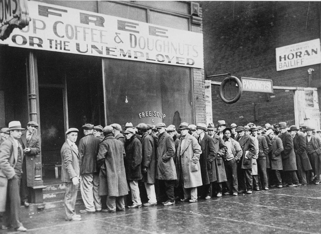 Crisi economica 1929 USA
