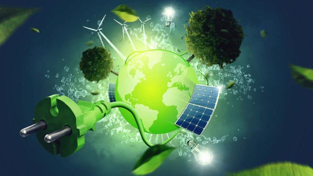 Energia globo terrestre