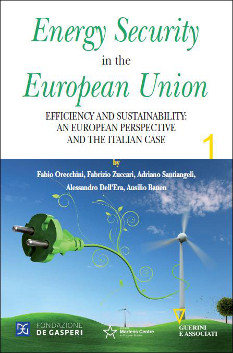 Libro sicurezza energetica in europa volume 1