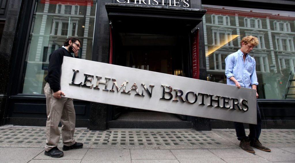 Coronavirus e futuro dell'auto crisi lehman brothers