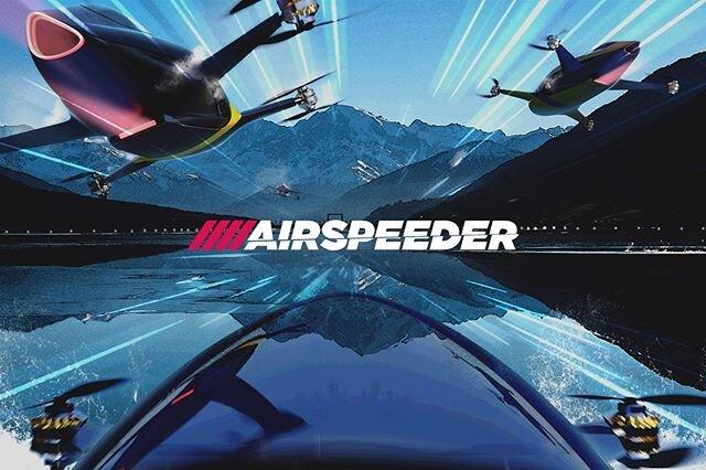 Airspeeder, nascono le corse tra auto elettriche volanti
