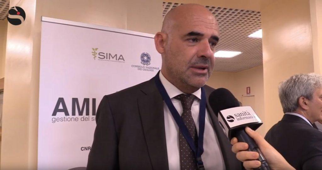 Alessandro Miani SIMA Coronavirus e inquinamento