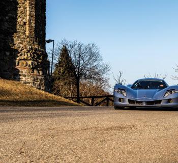 Aspark Owl, la supercar elettrica giapponese da 400 km/h che nascerà a Torino