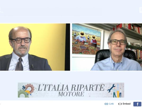 L'Italia riparte mio intervento
