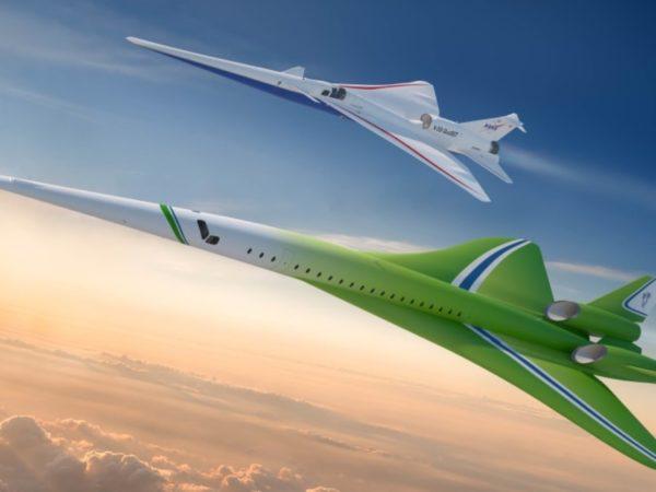 Aereo ipersonico del futuro