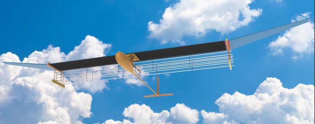 Propulsione al plasma aereo MIT stato solido