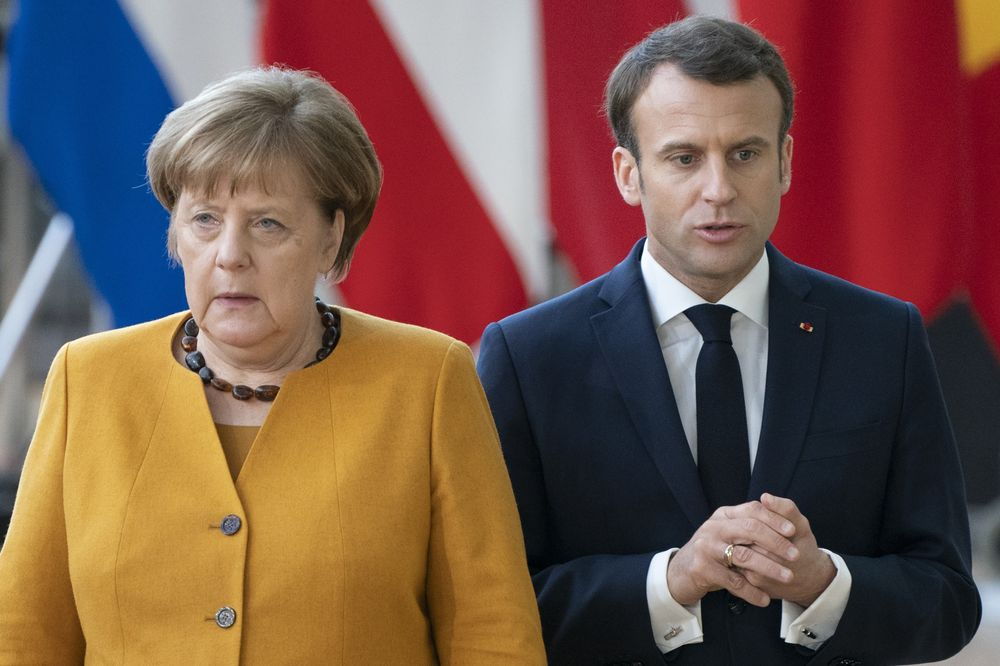 Incentivi auto 2020 Merkel Macron
