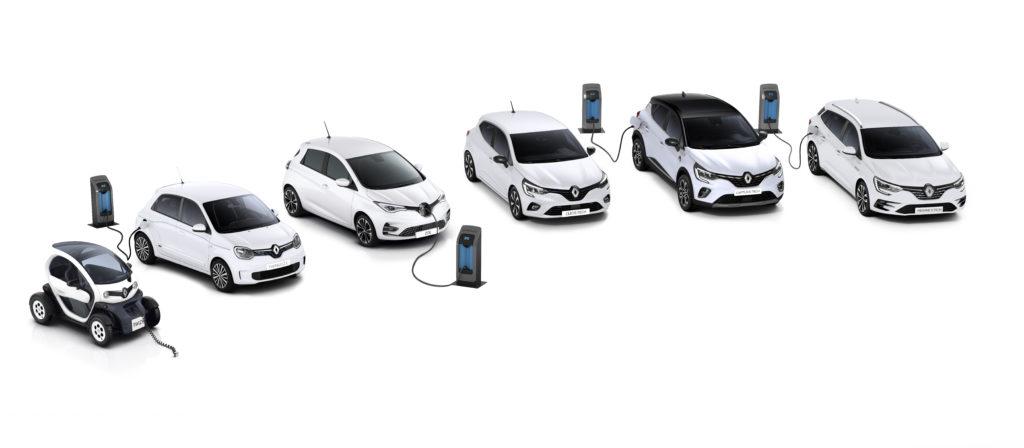 Renault gamma ZE e E-Tech