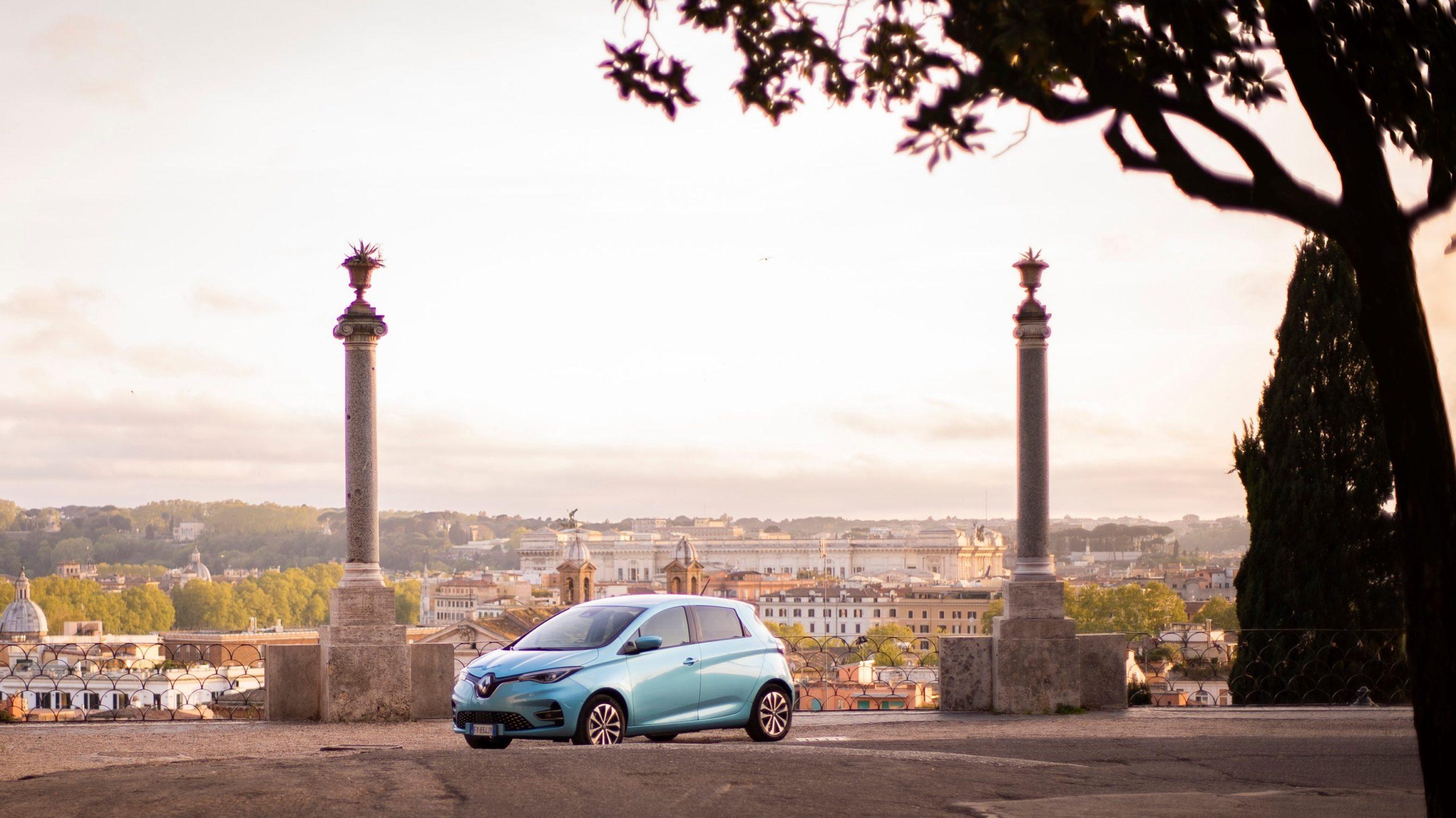 Renault Zoe, una storia ancora da raccontare