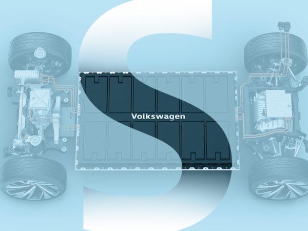 Volkswagen batteria stato solido
