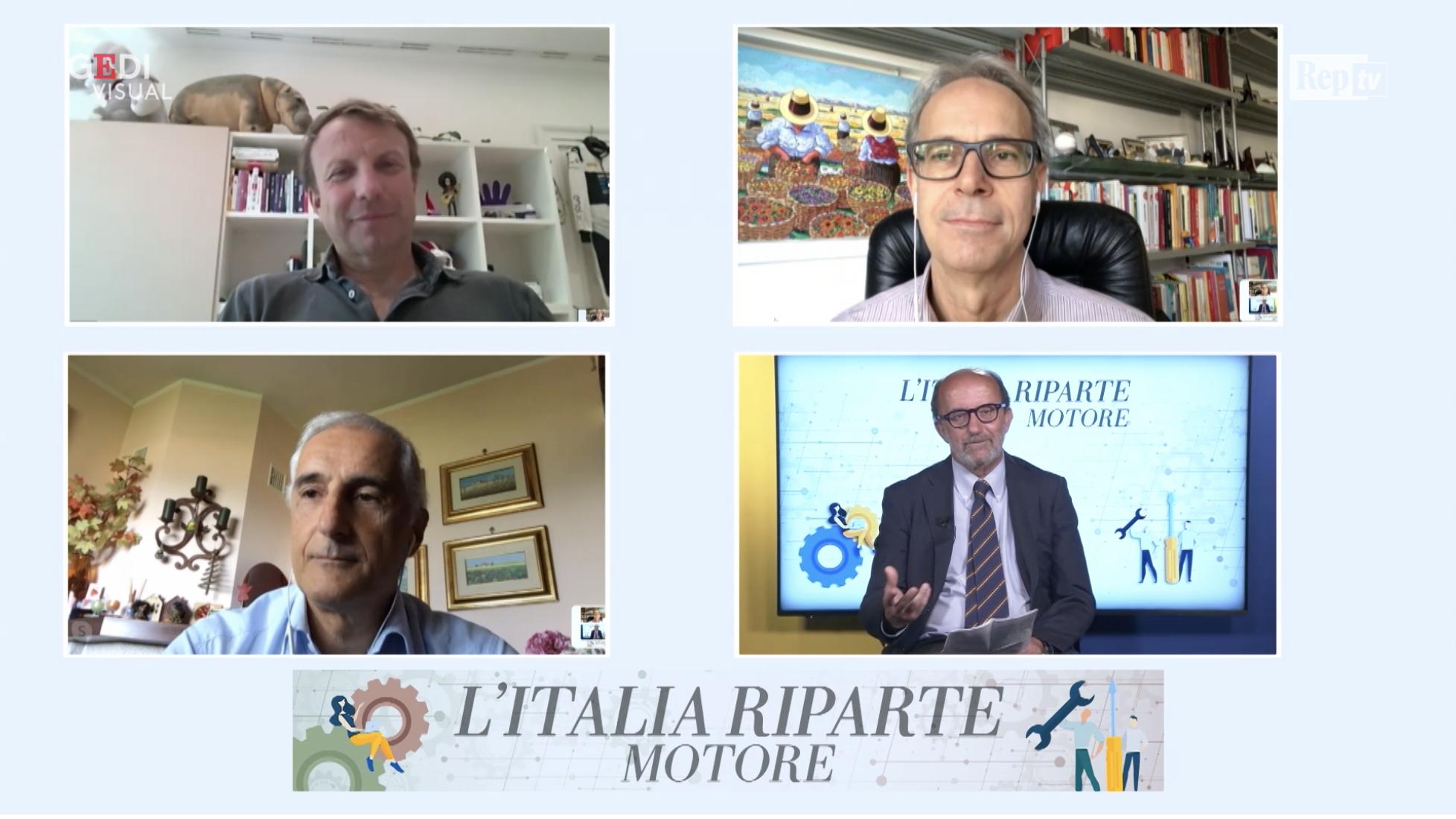 Auto elettrica a Repubblica TV, il mio intervento insieme ad Enel X e Nissan