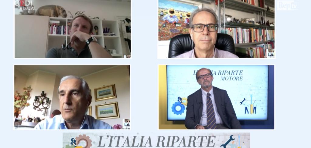 Italia Riparte Auto elettrica