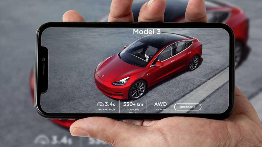 Tesla acquisto online