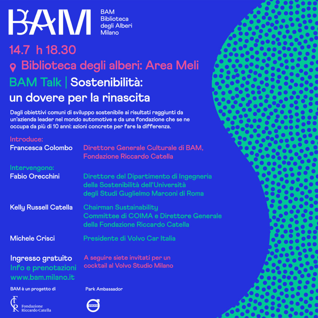 Programma Volvo BAM Milano