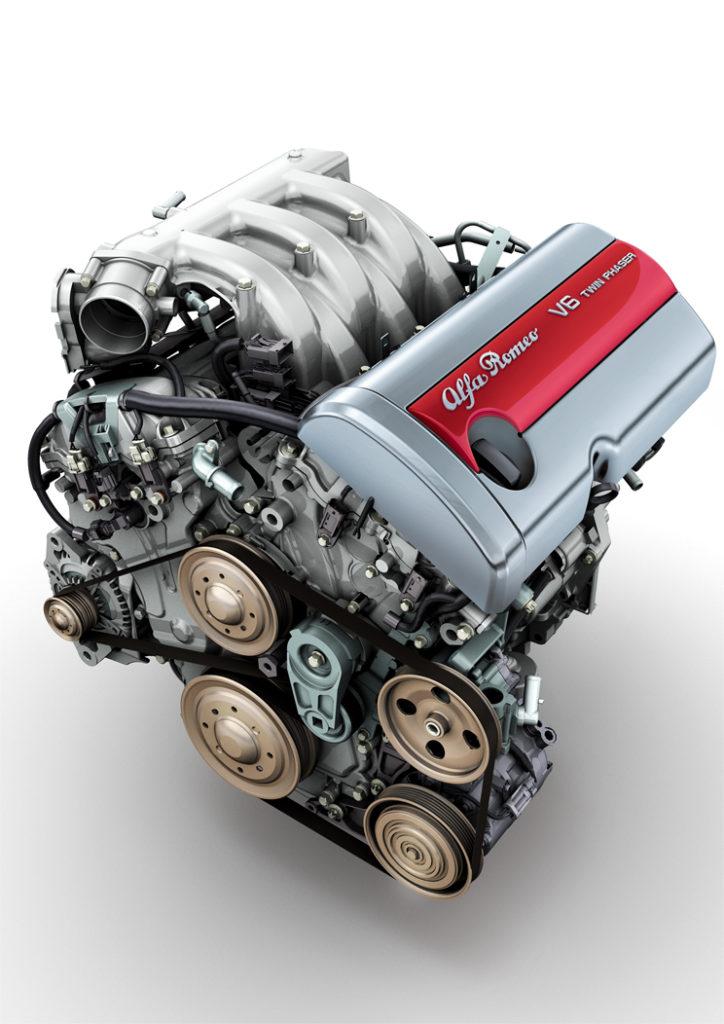 Alfa Romeo V6 3.2 GM Holden