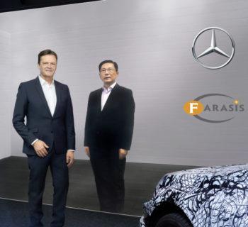 Daimler entra in Farasis e mette le mani sulle celle