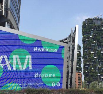 Oggi insieme a Volvo al parco BAM di Milano per tornare a crescere grazie alla sostenibilità