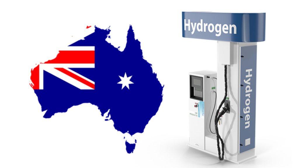 Idrogeno Australia